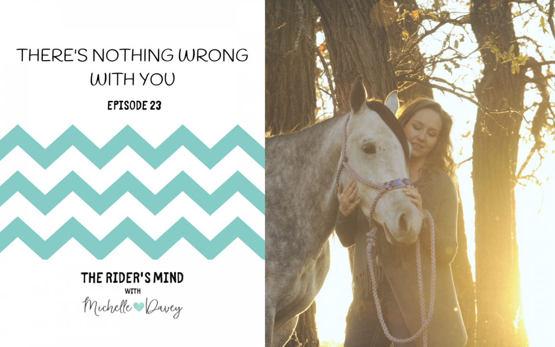 Episode 23 of The Rider's Mind Podcast: There