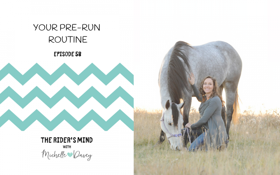 Episode 58: Your Pre-run Routine