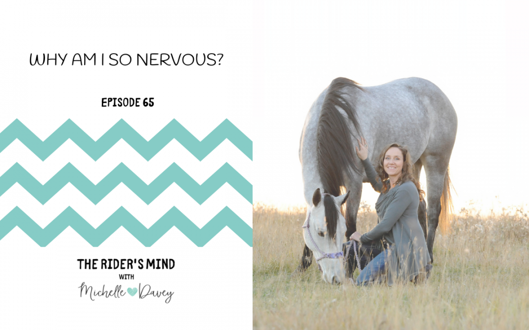 Episode 65: Why am I so nervous?