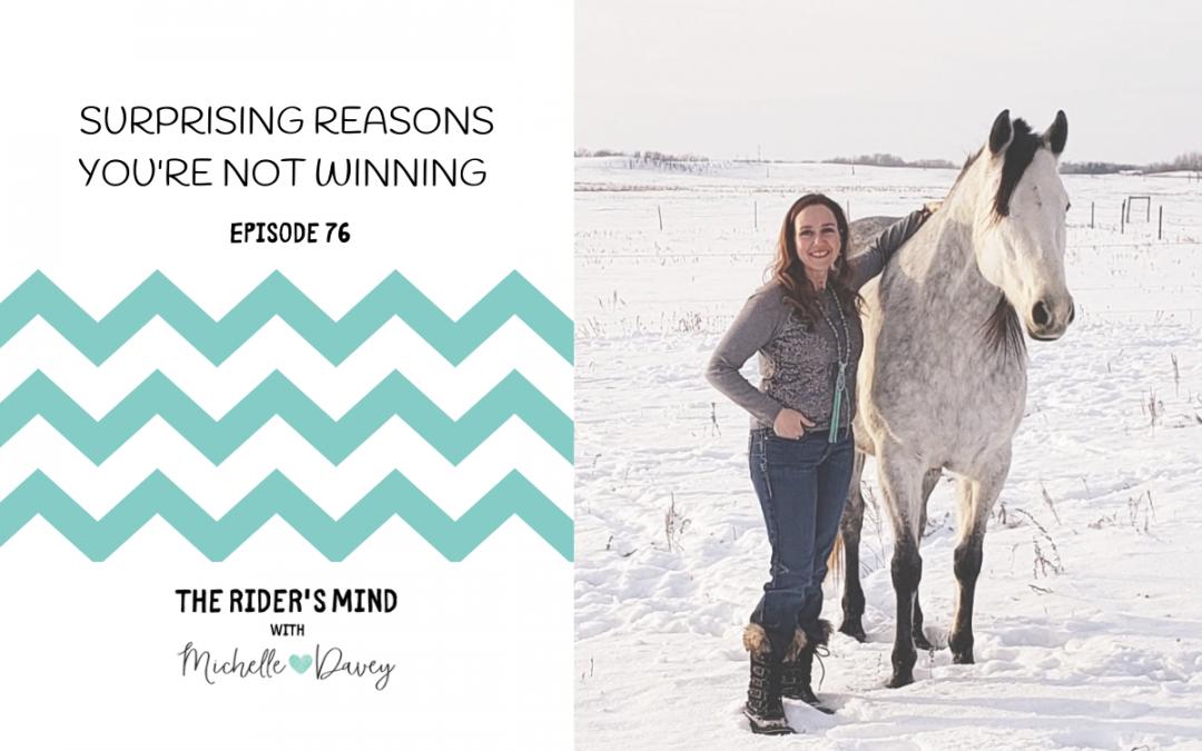 Episode 76: Surprising Reasons You